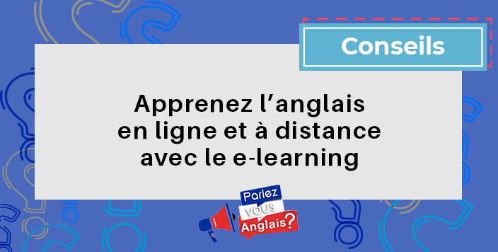 apprendre anglais elearning