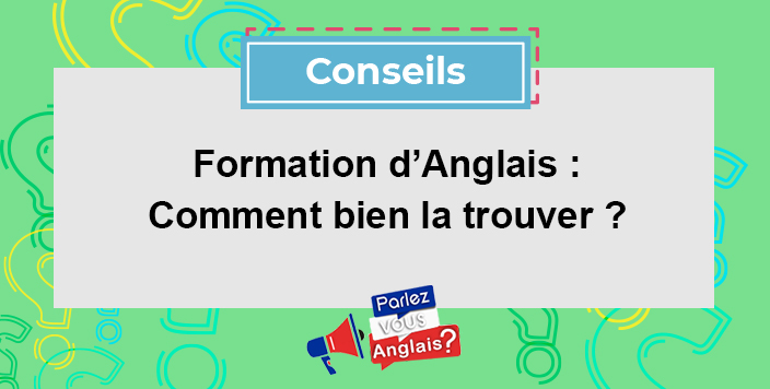 trouver formation anglais 1